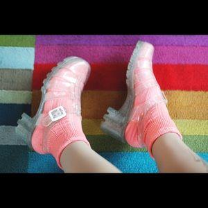 ✨SUPER 90's Jelly Heel Sandals ✨